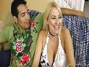 Film porno Arabe baise une Cougar charnue